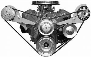 Compressor Bracket - Big Block Chevy