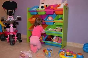 Meuble De Rangement Jouet : meuble de rangement jouet enfant ~ Teatrodelosmanantiales.com Idées de Décoration