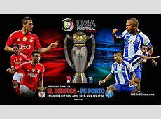 Benfica v Porto Watch a Live Stream of the Classico in