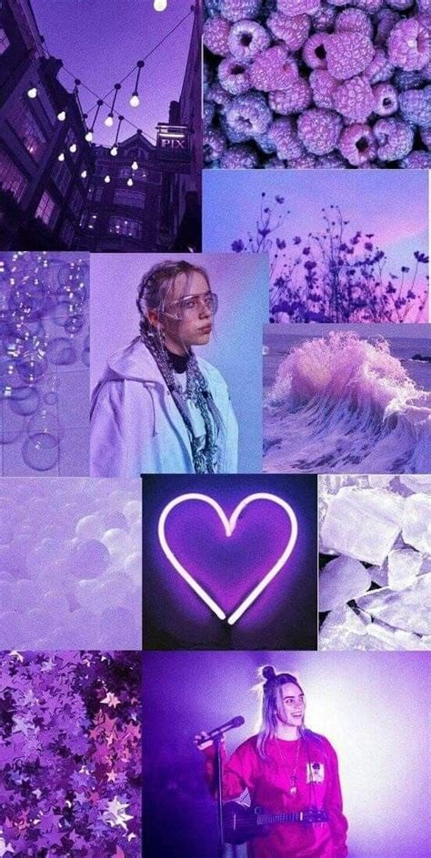 current wallpaper   lavender aesthetic purple