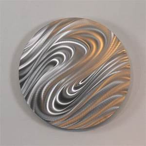 glamorous 40 circle metal wall art design decoration of With kitchen cabinets lowes with silver circle metal wall art