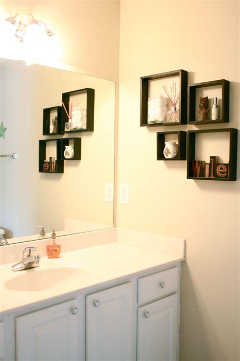 decorating bathroom walls ideas bathroom wall decor ideas in trendy diy bathroom wall