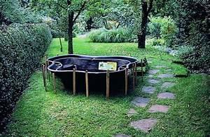 Bassin Exterieur Preforme : bassin jardin pr fabriqu neptune v de 3800 l ubbink ~ Premium-room.com Idées de Décoration