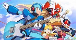 Mega Man X Legacy Collection Banda sonora y Mega Man X ...