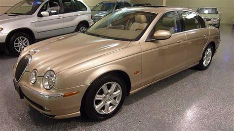 2003 Jaguar S-type 4dr Sedan V6 Sold (#2164)