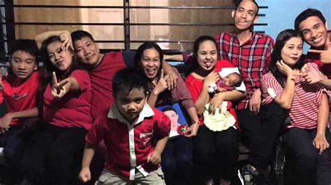 New Celebrate Family Friends Life: 2016 Pascual Family New Year Celebration (123115)