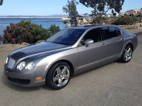 auto body repair training 2006 bentley continental flying spur on board diagnostic system buy used 2006 quot gray quot bentley continental flying spur 6 0 l w12 twin turbo awd 6 speed in