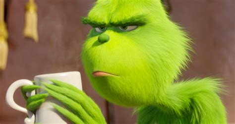 The Grinch Trailer Is Here Benedict Cumberbatch Is The