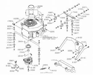 Dixon Grizzly 60  2006  Parts Diagram For Engine  Honda
