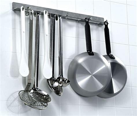 kitchen utensils hanging rail matfer usa kitchen utensils