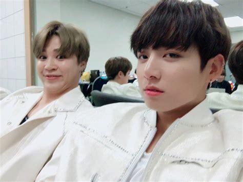 Bts(防弾少年団)ジミン&ジョングク(グクミン)萌えエピソード♡