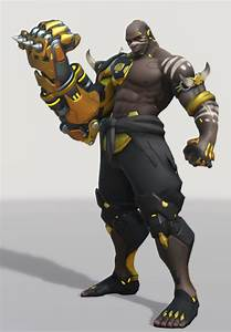 Dynasty Skins Are Really Cool But Golden Doomfist