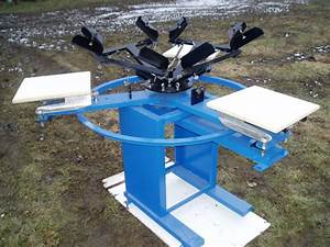 Best Screen Printing Equipment Photos 2017 – Blue Maize