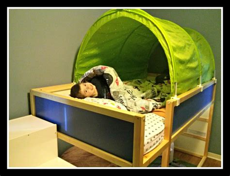 Ikea Kura Bed Tent by Ikea Kura Loft Bed Levi S New Big Boy Room With Levi