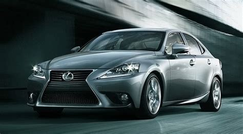Lexus Is 350 0-60 Times