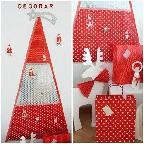 arboles navidad en ikea diy mi 225 rbol de navidad de papel de regalo de ikea y washi paperblog