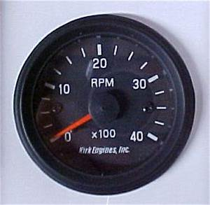 Anyone Hooked Up A Car Style Tach To Small Engine