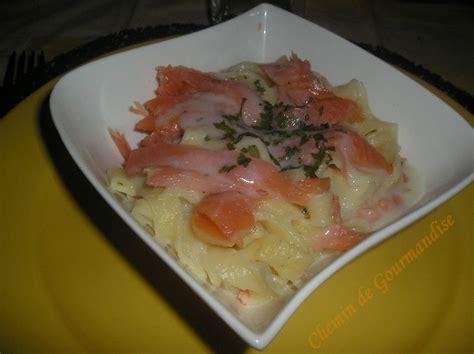 pate au saumon fume citron tagliatelles 224 l ail au saumon fum 233 et sauce au citron chemin de gourmandise