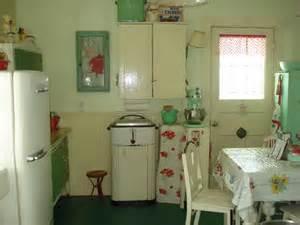Vintage Farmhouse Kitchen