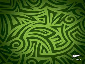 Wallpaper design pictures : Green wallpaper designs