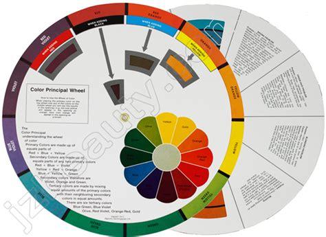 Color Principal Wheel By Hair Art [#1119]