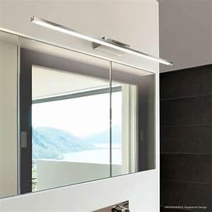 Spiegelleuchte 120 Cm : die besten 25 spiegelleuchte bad ideen auf pinterest w sche dekor rustikales badezimmer ~ Orissabook.com Haus und Dekorationen