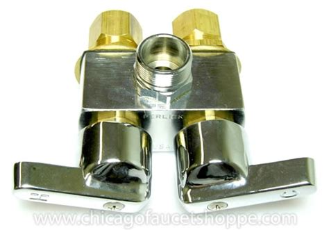 perlick  commercial wall faucet