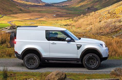 2019 Land Rover Defender by New Land Rover Defender Edges Closer To Production As Cold