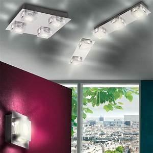 Led Leuchte Küche : led spot deckenleuchte wandlampe leuchte lampe spots strahler auswahl k che bad ~ Whattoseeinmadrid.com Haus und Dekorationen