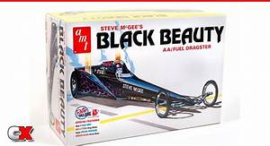 Amt Black Beauty Wedge Dragster Kit