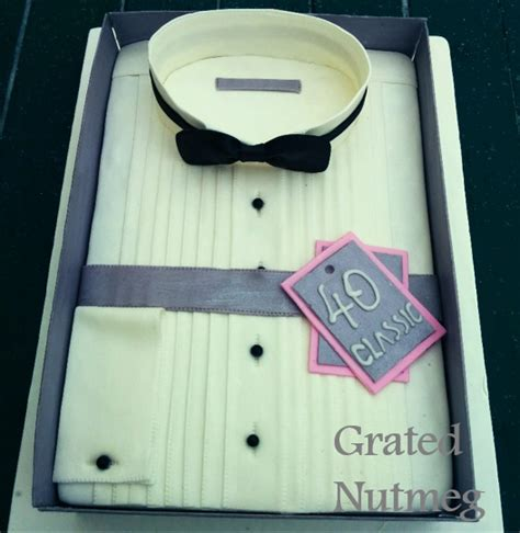 How To Make Shirt Cakes  Grated Nutmeg