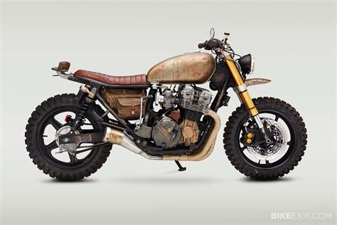 The Daryl Dixon Motorcycle