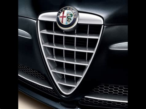 2008 Alfa Romeo Unique Alfa Customization Program