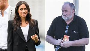 Meghan Markle Heartbroken Over Dad's Interview: Will She ...