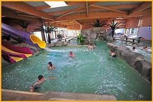 les parcs aquatiques et les piscines dans les campings With hotel avec piscine couverte en bretagne