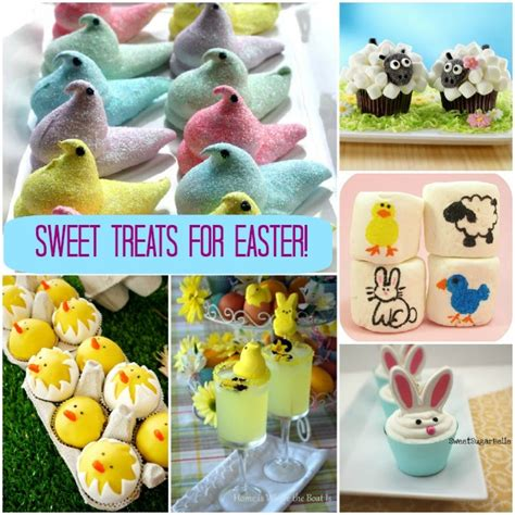 easter treats for six sweet treats for easter