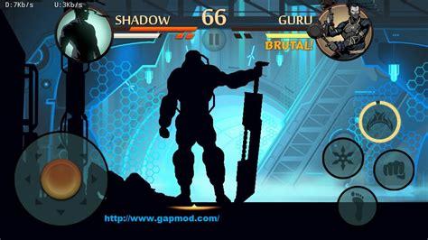 shadow fight 2 mod new