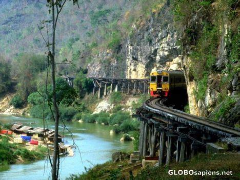 kanchanaburi thailand travel  blog