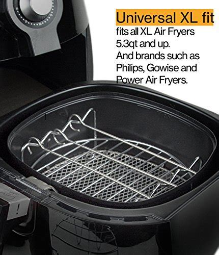 Air Fryer Accessories XL for Power Airfryer XL Gowise and