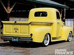 Pick Up Ford : 1948 ford f 1 pickup truck hot rod network ~ Medecine-chirurgie-esthetiques.com Avis de Voitures