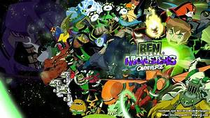 Dried Mango: Ben 10 Omniverse Galactic Monsters Wallpaper