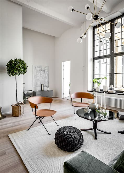 Style And Create Beautiful Stockholm Apartment Via by Stunning Stockholm Apartment In A Converted Brewery We
