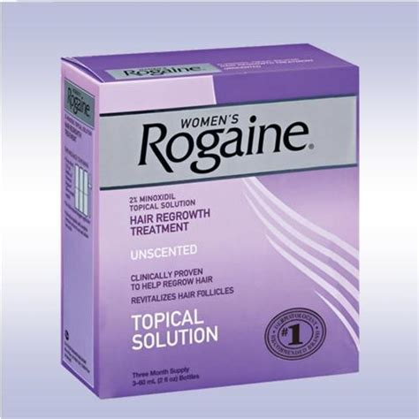 Women's Rogaine Topical Solution | Ruesco Supplement Outlet