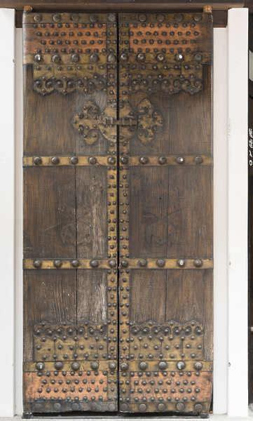 doorsornate  background texture door medieval