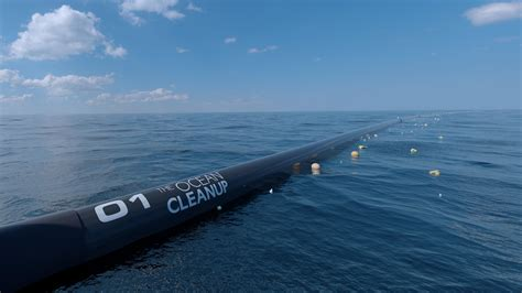 Boyan Slat: Dutch Inventor To Launch Ocean Plastic Cleanup ...