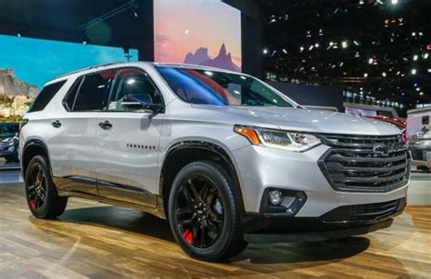 2020 Chevrolet Traverse by 2020 Chevrolet Traverse Price Release Date And Photo