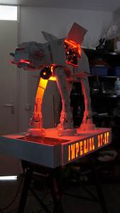 Custom-Built Imperial AT-AT PC Case Is Simply Gorgeous