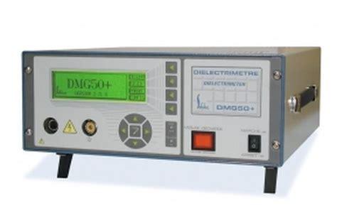 siege web test dielectrimètre sefelec dmg50 achat et location