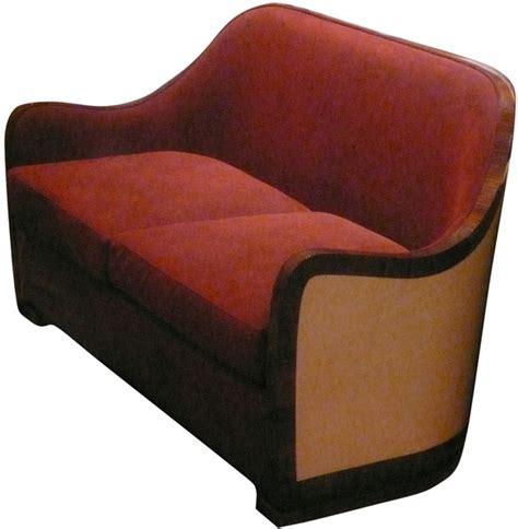 collection quot léo quot dossier arrondi can 37a2 dpg canapé 2 places fauteuil canapé et pouf