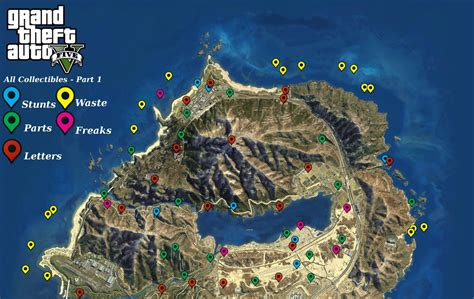 siege auto 360 gta 5 all collectible locations
